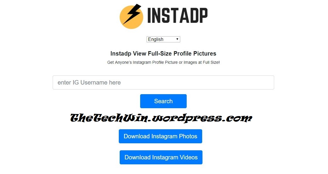 How Can See And Find Any Instagram User S Profile Without Open Instagram Instagram Link Thetechwin