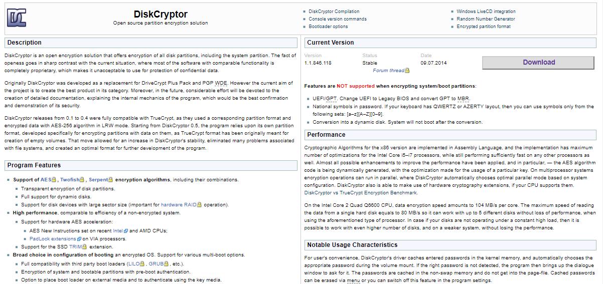DiskCrypter